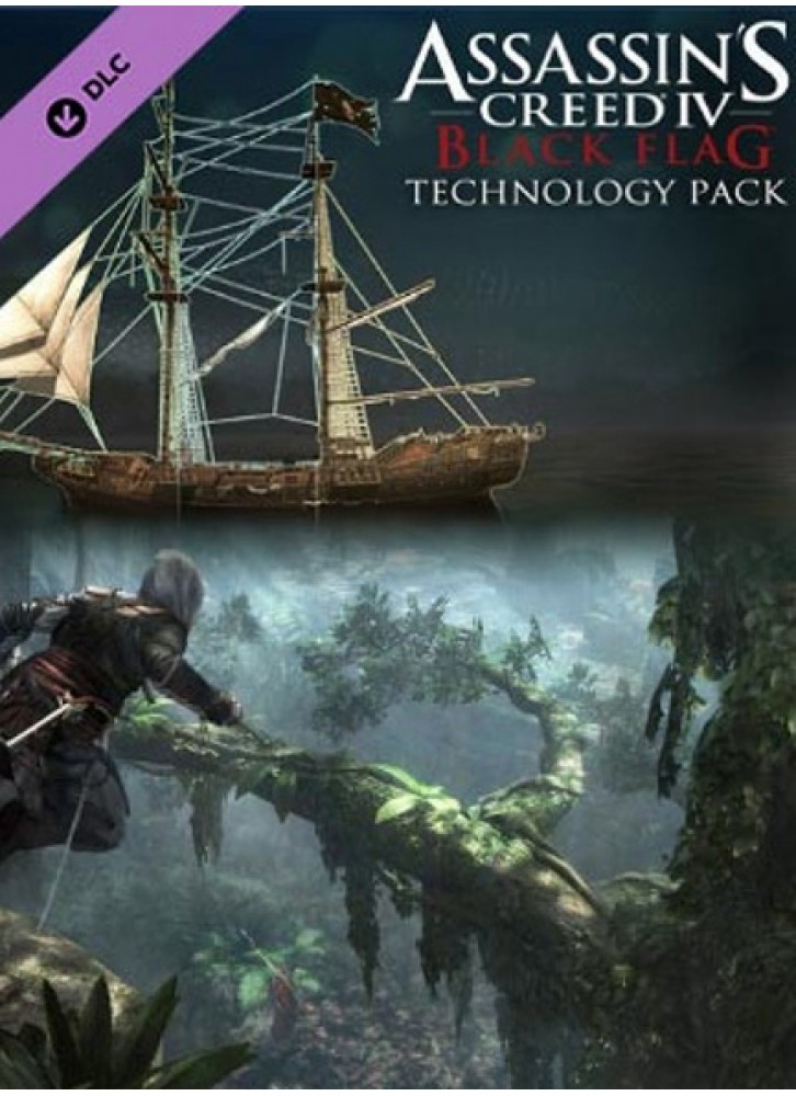 Assassin's Creed IV Black Flag Time Save: Technology Pack ...