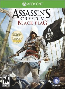 Assassin's Creed 4 Black Flag Xbox One Download Code