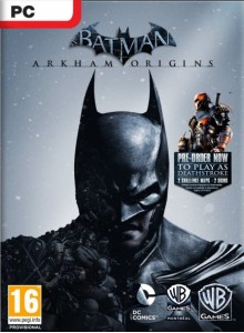 Batman Arkham Origins PC Download