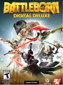 Battleborn: Digital Deluxe PC Download