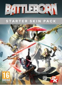 Battleborn: Starter Skin Pack PC Expansion