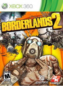 Borderlands 2 XBOX 360 Download Code