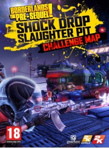 Borderlands The Pre-Sequel - Shock Drop Slaughter Pit DLC