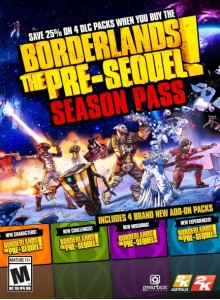 Borderlands The Pre-Sequel Season Pass PC Download