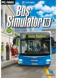 Bus Simulator 16 PC Download