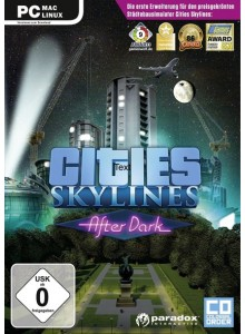 Cities Skylines: After Dark PC/Mac (Expansion)