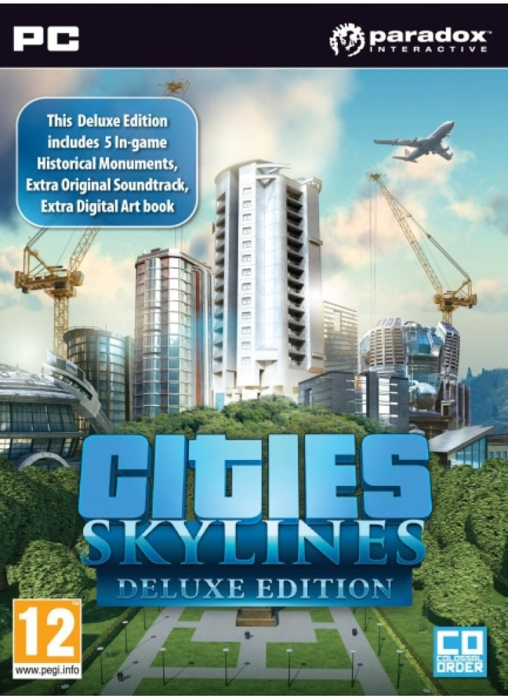 cities skylines deluxe edition mac free download