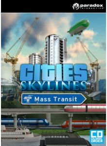 Cities Skylines: Mass Transit PC/Mac (Expansion)