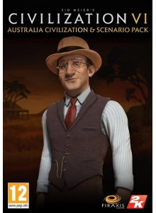 Civilization VI: Australia Civilization & Scenario Pack PC/Mac Expansion