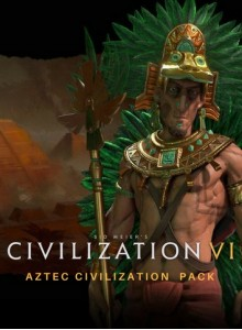 Civilization VI: Aztec Civilization & Scenario Pack PC/Mac Expansion
