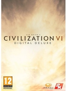 Civilization VI Digital Deluxe Edition PC/Mac Download