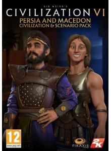 Civilization VI: Persia and Macedon Civilization & Scenario Pack PC/Mac Expansion