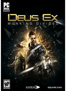 Deus Ex Mankind Divided PC/Mac Download