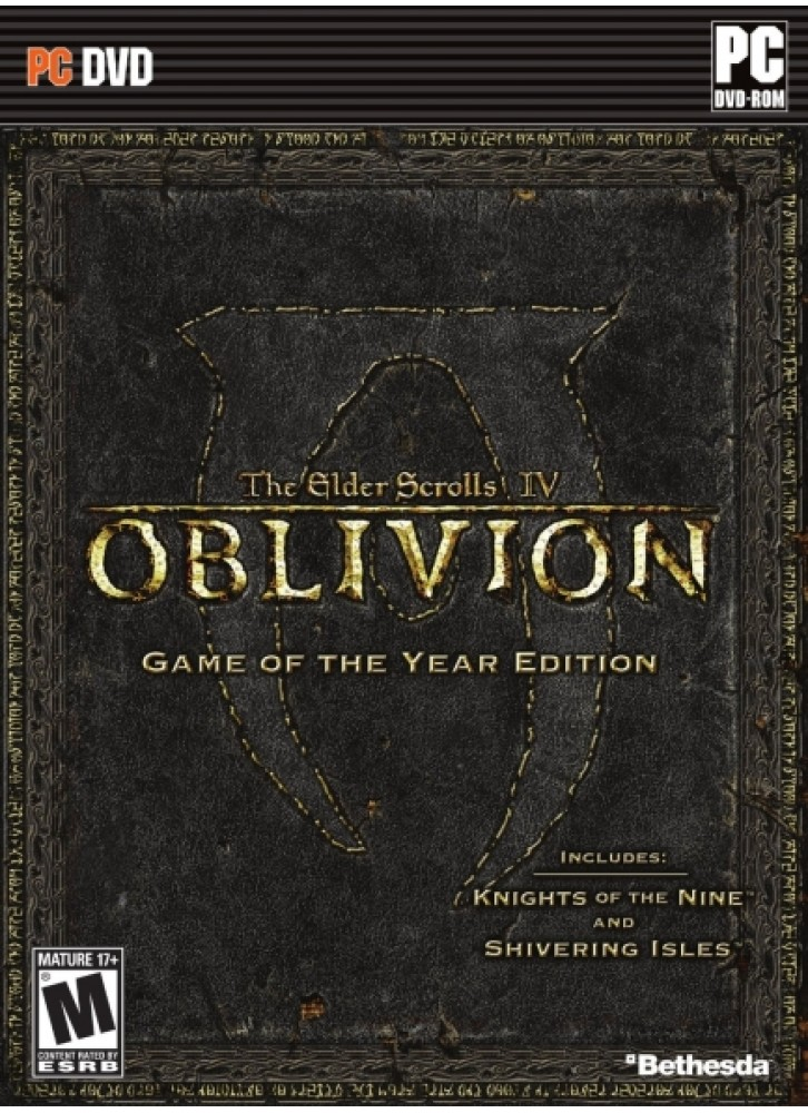 download oblivion for mac free full game