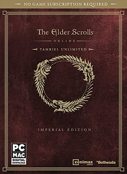 The Elder Scrolls Online Tamriel Unlimited Imperial Edition PC/Mac Download