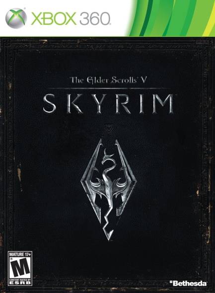 The Elder Scrolls V: Skyrim Xbox 360 Download Code