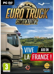 Euro Truck Simulator 2: Vive La France PC/Mac (Expansion)