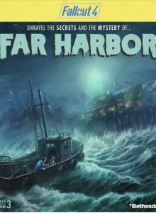 Fallout 4 Far Harbor Key PC (Expansion)
