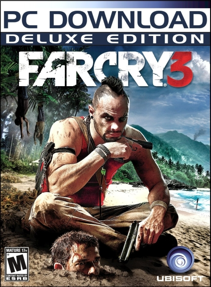 Far Cry 3 Deluxe Edition PC Download