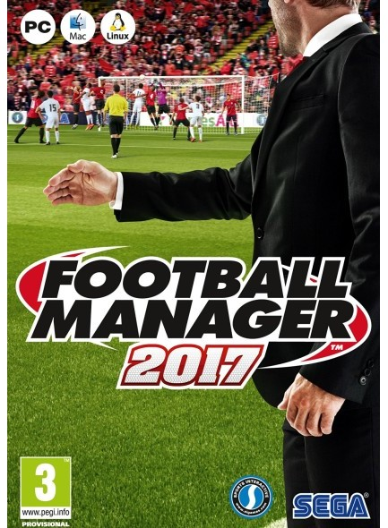 Football Manager 2017 PC/Mac Download - Limited Edition