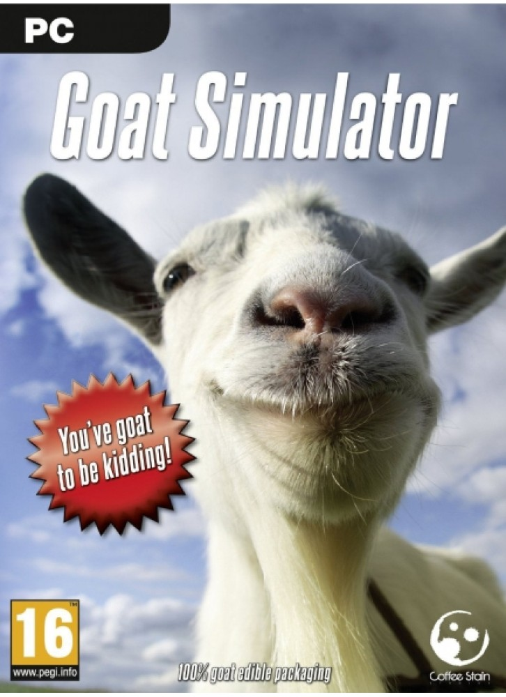 Goat simulator goaty edition torrent download crotorrents.