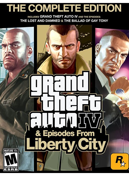 Grand Theft Auto 4 Complete PC Download