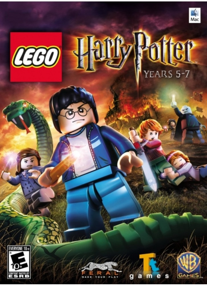 Lego Harry Potter Years 5-7 PC Download - Official Full Game Borderlands Characters Brick