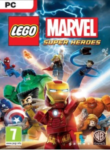 LEGO Marvel Super Heroes PC/Mac Download