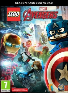 Lego Marvel's Avengers Season Pass PC/Mac Download