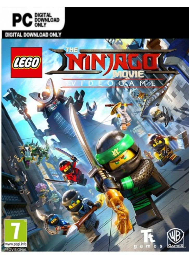 Lego Ninjago Movie Video Game Pc Download