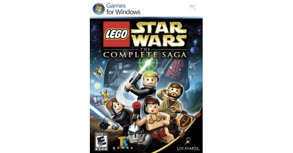 Lego Star Wars The Complete Saga Pc Download Official Full Game