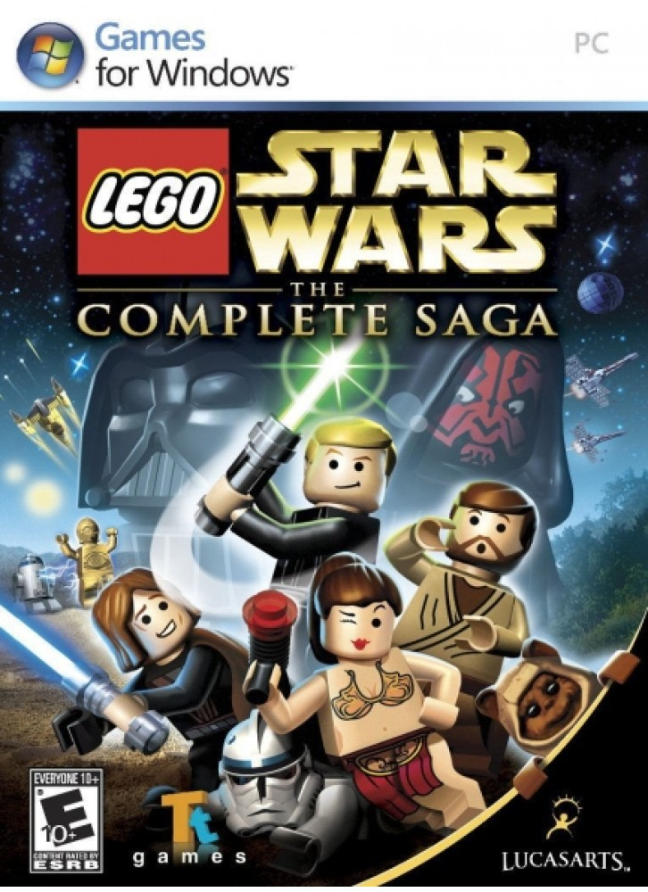 LEGO Star Wars Free Download Full PC Game FULL Version