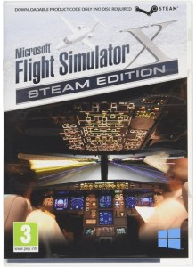 Microsoft Flight Simulator X Steam Edition PC Download