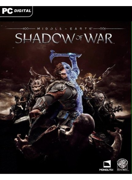 Buy Middle Earth: Shadow of War PC Download