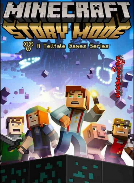Purchase Minecraft Pc Game : Minecraft story mode a telltale games series pc mac