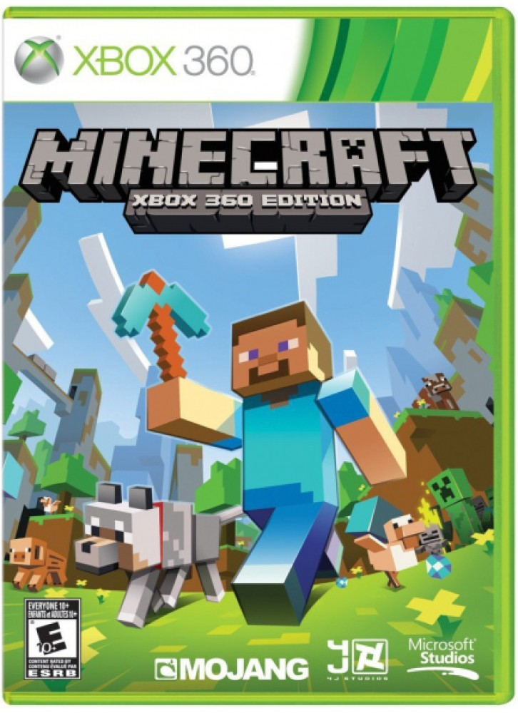 Minecraft Games And Gamers : Minecraft xbox download code official full game
