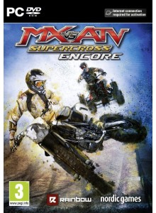 Mx vs ATV: Supercross Encore PC Download