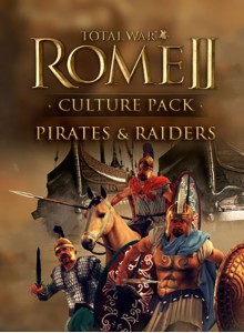 Total War Rome 2 Pirates and Raiders DLC PC/Mac Download
