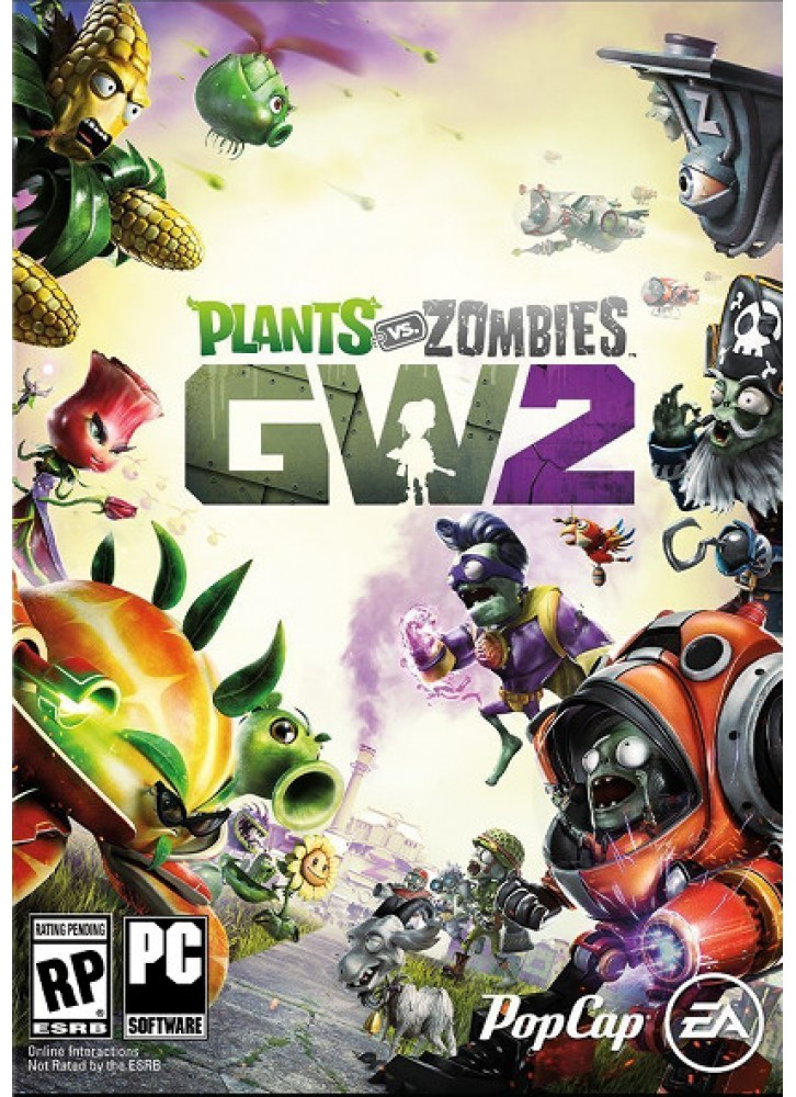 Plants Vs Zombies Garden Warfare 2 Pc Download Official Full Game