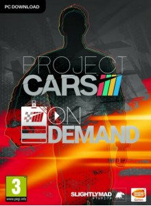 Project Cars: On-Demand pack PC Expansion