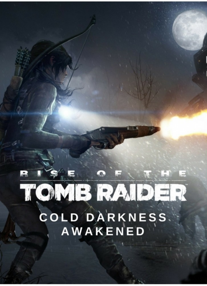 Rise Of The Tomb Raider Cold Darkness Awakened PC Expansion