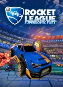 Rocket League - Supersonic Fury PC/Mac Expansion