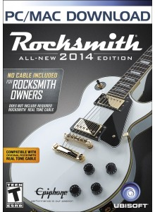 Rocksmith 2014 PC/Mac Download