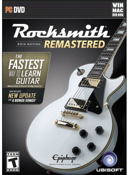 Rocksmith 2014 Remastered PC/Mac Download