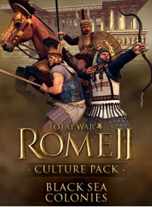 Total War ROME 2 Black Sea Colonies DLC PC/Mac Download
