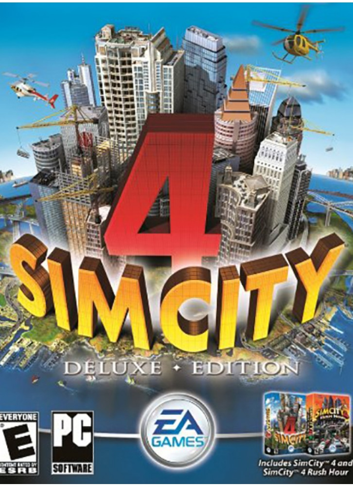 simcity 4 deluxe edition pc mac download official full game. Black Bedroom Furniture Sets. Home Design Ideas