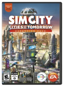 SimCity Cities of Tomorrow PC/Mac Download