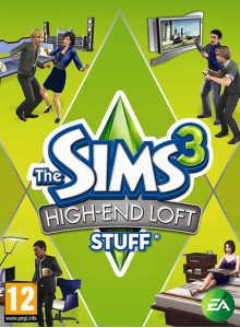 The Sims 3 High End Loft Stuff PC/Mac Download