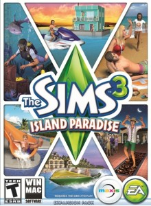 The Sims 3 Island Paradise PC/Mac Download