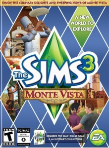 Sims 3 Monte Vista PC/Mac Download